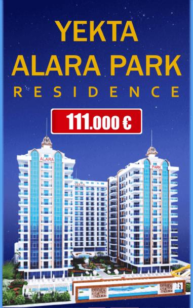 Yekta Alara Park Residence