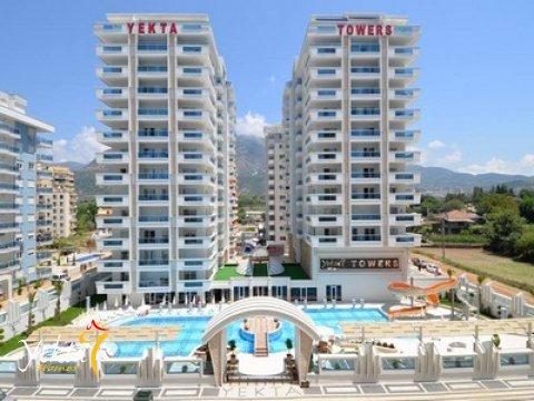 Yekta Homes Hakkında - Türkiye'deki müteahhit, Mahmutlar