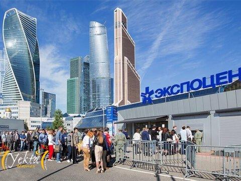 Yekta Homes Moskova'nın En Büyük Emlak Fuarında!
